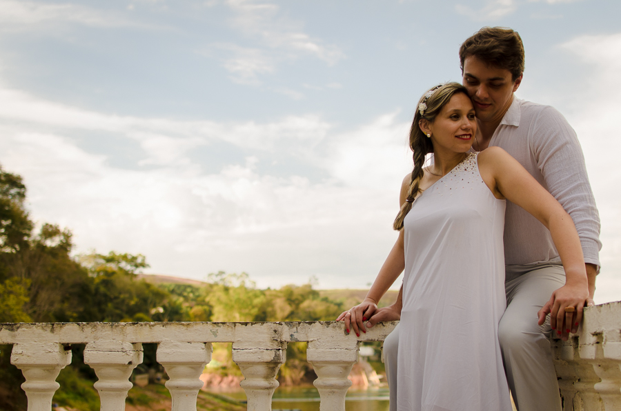 Trash the Dress - Dora e Fernando