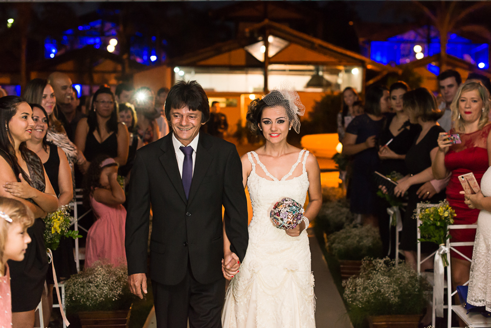 Casamento - Vivian e James no Kratos